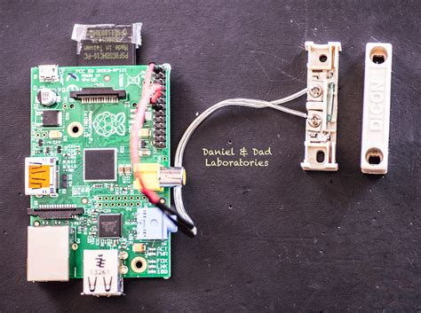 diy home security system using raspberry pi