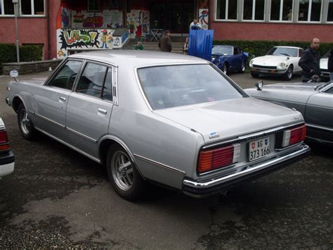 nissan datsun laurel 3rd generation c230 1977 1980