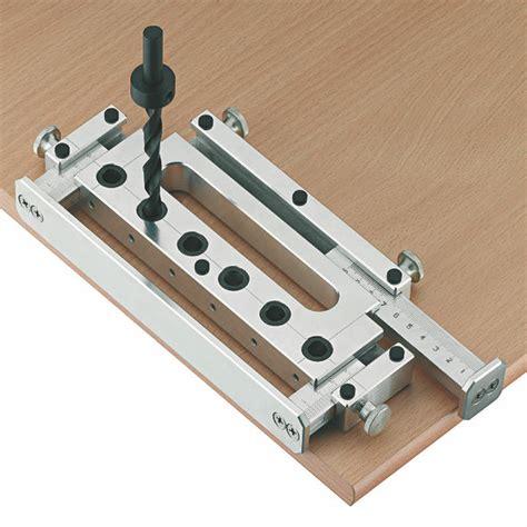 kitchen cabinet hardware jig hafele 553 69 031 front drilling jig thebuilderssupply com