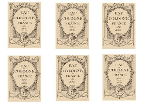 antique labels template 7 best images of free blank printable vintage jar labels