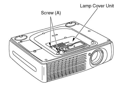 Panasonic Pt Lc50u Pt Lc50e Pt Lc150 Lcd Projector