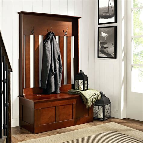 entryway backpack storage hall tree entry bench coat rack victoria homes design