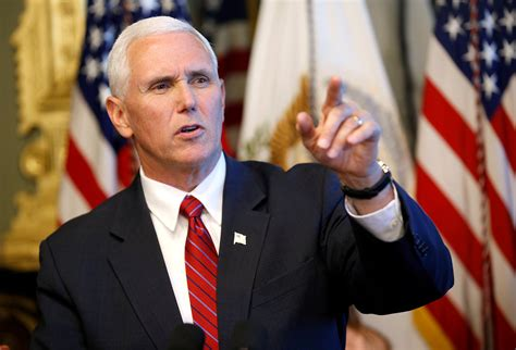 mike pence is mike pence the next president vice president distances himself from s c in new