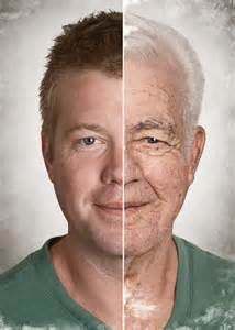 hair loss in 60 year why do we age
