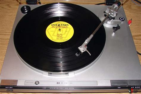 Sepaker Advance A31 jvc l a31 auto return direct drive turntable photo 319985 canuck audio mart