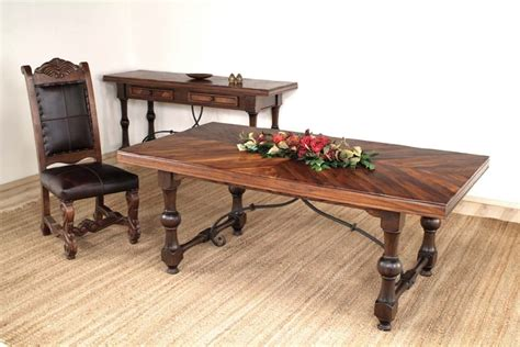 portofino rectangle dining table western dining tables