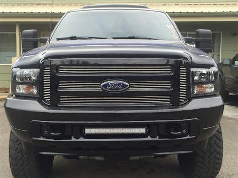 ford f250 led light bar bumper brackets for 20 quot led light bar 99 5 04 ford