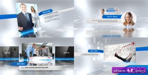 after effects corporate templates free complete corporate presentation after effects