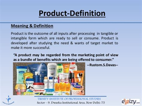 produce definition product layers features classification