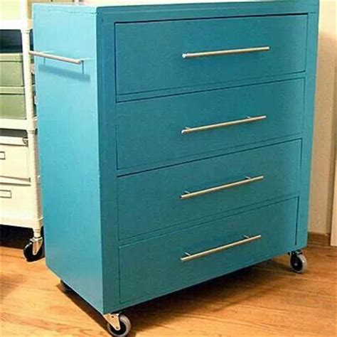 old dresser rolling tool cabinet crafty nest 26 best images about rolling carts on pinterest