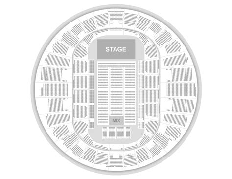 seven venues chrysler seating chart seating charts sevenvenues