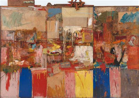 biography of painting artist biography of robert rauschenberg widewalls