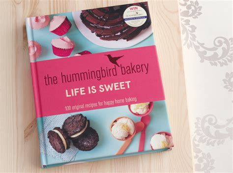 the hummingbird bakery life b is for books cakey goodness