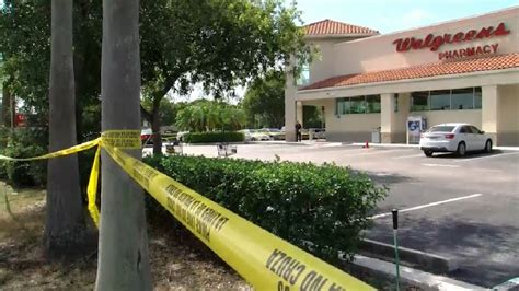 Palm Gardens Shooting shooting at walgreens investigation in palm