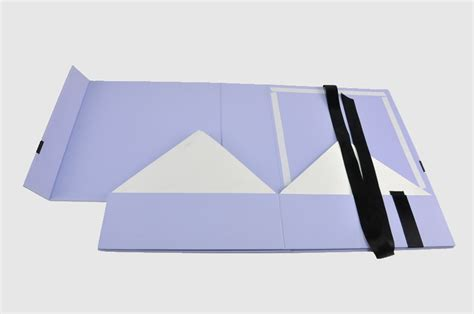 Paper Folding Boxes - gift box factory in china folded gift boxes bbpfb 04