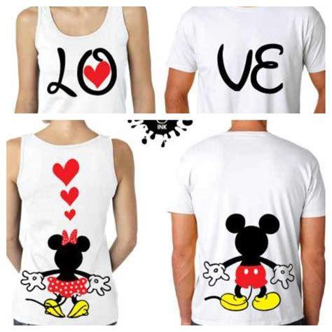 Couples Matching Shirts 26 Best Images About Shirts On Disney