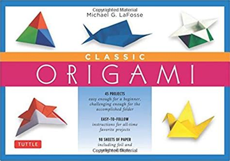 Origami Kits For Adults - gift ideas for global the barefoot