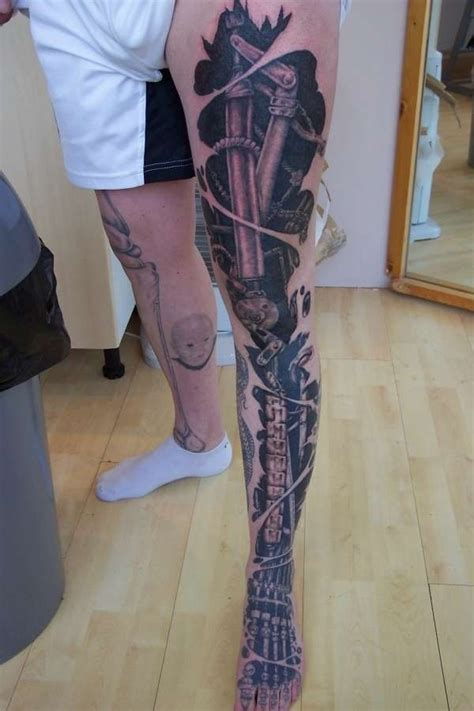 full leg tattoo designs 30 leg designs for