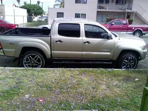 Toyota Tacoma Road Package 07 Toyota Tacoma Crew Cab Trd Road Package For Sale