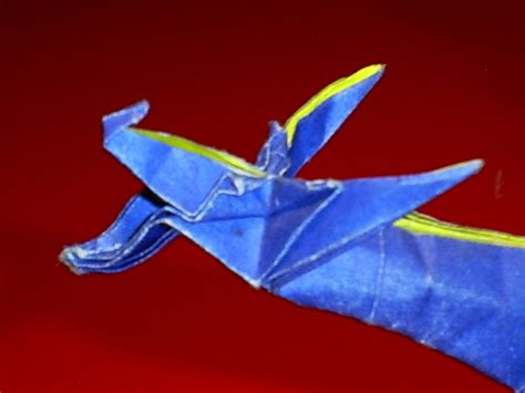 How To Make An Origami Fiery - origami fiery easy crafts