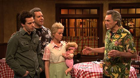 christopher guest snl skits watch walken family reunion from saturday night live nbc