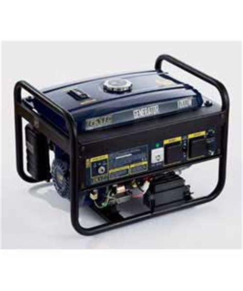 Tekiro Ryu Genset Gasoline Generator Set Avr 1000w Rg 1500 unbranded garden accessories