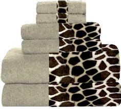 giraffe bathroom set omg i just love giraffe print on pinterest giraffe print animal