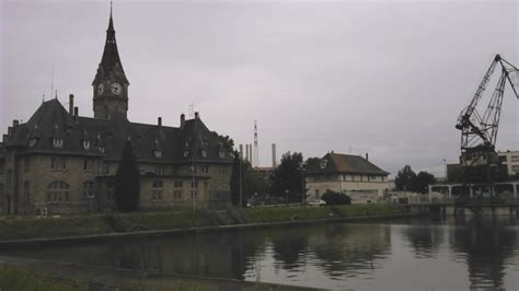 bureau sncf strasbourg strasbourg port du rhin paysage ferroviaire