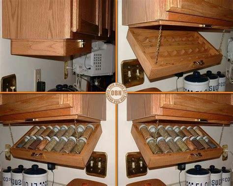 under cabinet kitchen storage kitchen storage under the cabinet work shop pinterest