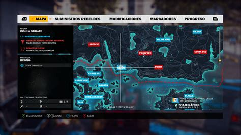 How To Find By Location On Just Cause 3 Where To Find F1 Car Location