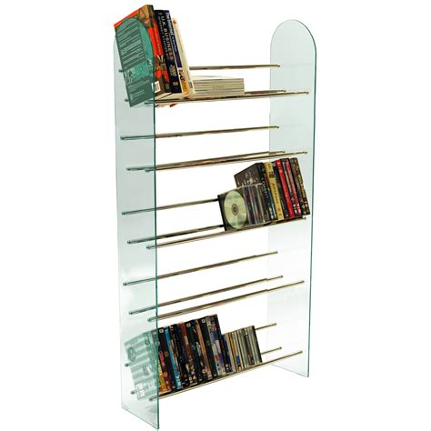 Squished Animal Cd Holder Because You Like Be by Luxor 5 Tier 285 Cd 195 Dvd Media Storage Shelf Rack