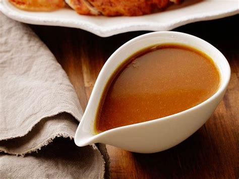 gravy food roasted turkey gravy recipe florence food network