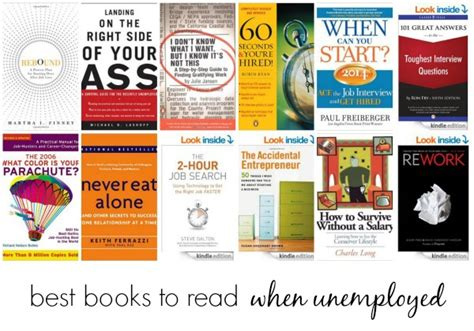 best to read best books to read when unemployed figuring money out