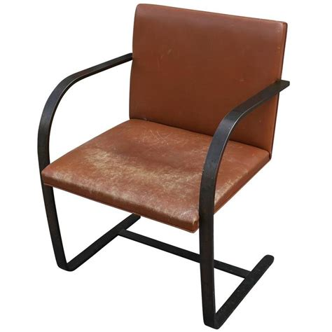 knoll brno chair dimensions mies der rohe for knoll brno chair in bronze and