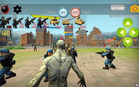 zombie tutorial game zombies real time world war android apps on google play