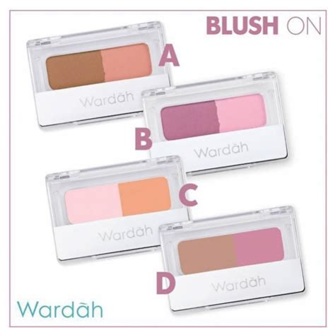 review blush on wardah tipe a moeslema