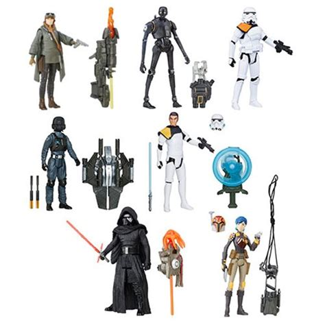 Figure One 1 Set clearance wars rogue one 3 75 inch figures