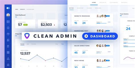 light admin clean bootstrap 4 dashboard html template by