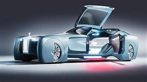 rolls royce concept rolls royce dictates future of luxury cars with all new