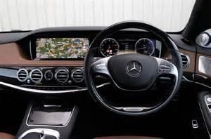 Mercedes S Class Interior Photos Mercedes S Class Review 2017 Autocar