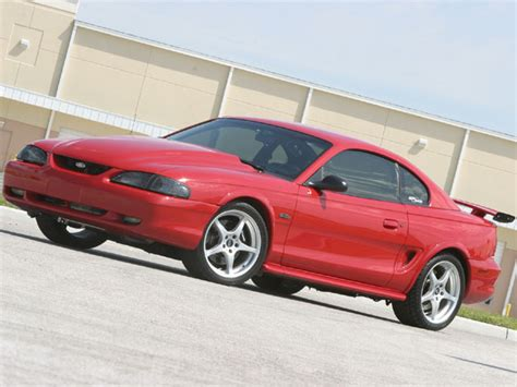 1998 Ford Mustang Gt by 1998 Ford Mustang Gt Four Valve Powered Sn 95 Coupe 5