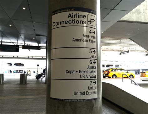 united airline sign in your guide to united airlines flight connections at lax