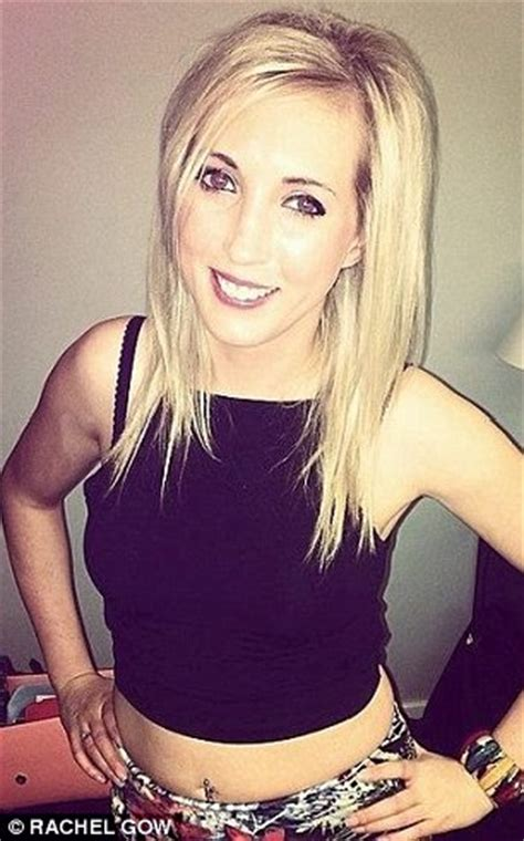 everyday women in their 30 rachel gow killed herself over worries of turning 30 with