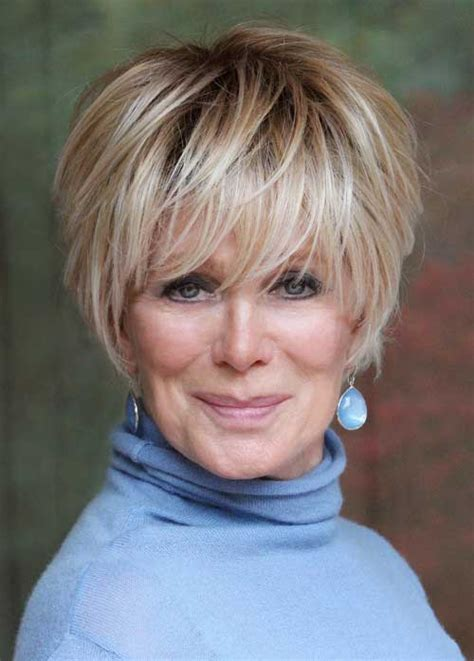 short hairstyles for women over 50 16 pretty hairstyles for very stylish short haircuts for women over 50 short