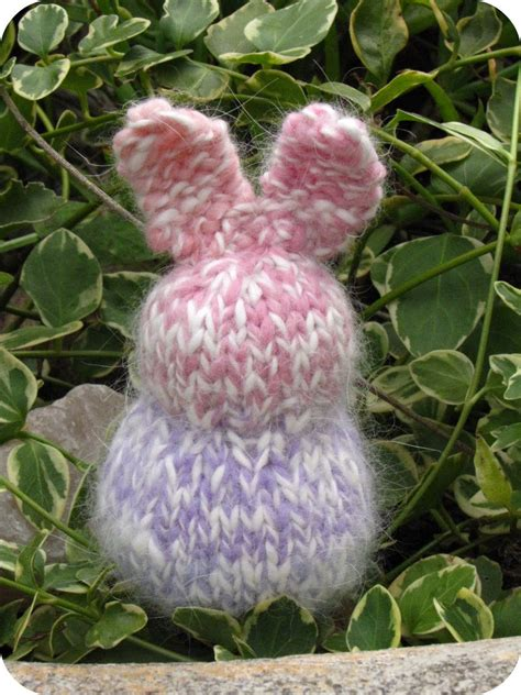 knitting pattern easter bunny knitted easter patterns and tutorials natural suburbia