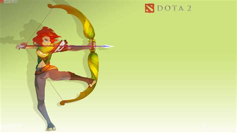 dota 2 windrunner wallpaper hd 6611 dota 2 windrunner computer wallpaper walops com
