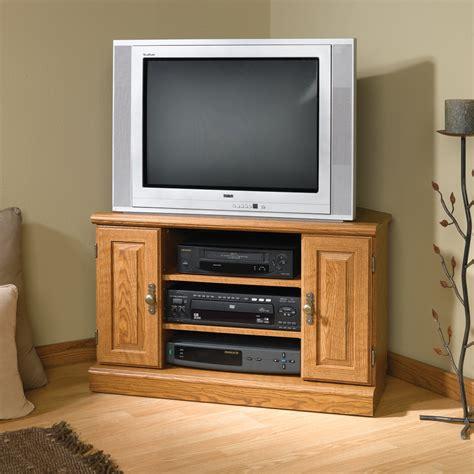 sauder corner tv cabinet furniture sauder tv stand for home furniture