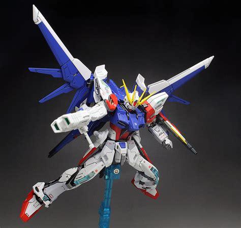 Gundam Rg 1 144 Build Strike Package Bandai work rg 1 144 build strike gundam package painted build no 20 big size images gunjap