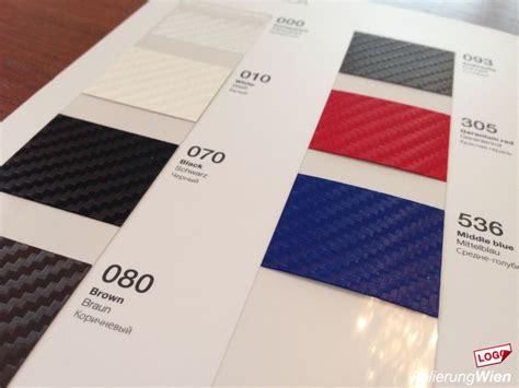 Folie 3m Carbon by Folienfarben Farbe Folien Carbonfolie Muster