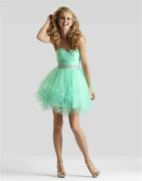 Line sweetheart tulle mini hot pink cocktail dresses with beads